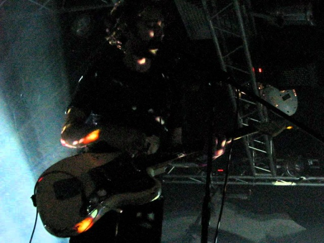 A Place to Bury Strangers - You Are the One (16.10.12)