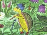 Черепаха Наталка
