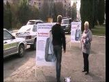 Харьковские братки Кацубы в Тараще воюют с прищепками