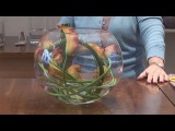 How To Arrange Flowers In A Fishbowl Vase