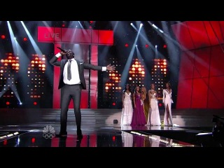 Akon - Americas Most Wanted (LIVE at Miss USA Top 5) (HD) (2012)