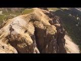 Cross Exit - Wingsuit BASE - unique!