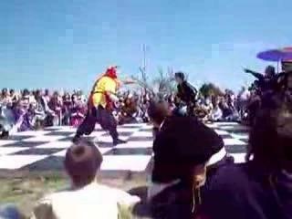 Med Faire - Jester vs Knight