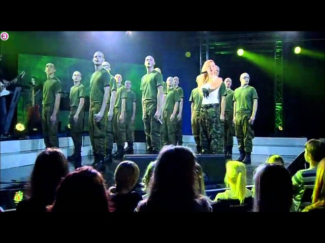 Laulupealinn: Tanja Mihhailova ja Viru jalaväepataljon - Kaunimad laulud