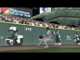 MLB 12 The Show - Открытие матча Cardinals vs Marlins