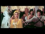 Hema Malini, Dharmendra, Amjad Khan - Meri Jaan Tujhe Mere (Samraat) - Asha Bhosle