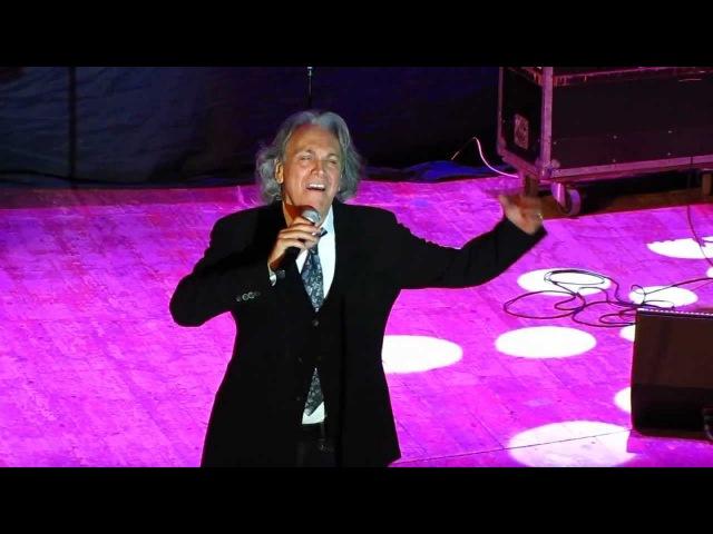 Riccardo Fogli - Noi due nel mondo e nell`anima (Самара, 28.11.2012)