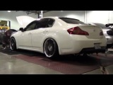 GTM G35 HR SUPERCHARGER KIT-A/T TUNING SESSION