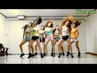 waveya - 2HOT - Korean dance team