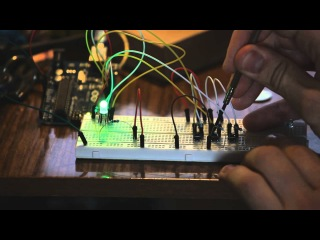 Arduino UNO and RGB LED