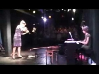 Бах Гуно -  Ave Maria играют Анна Бойко и Елизавета Зеленская