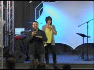 Praise and Worship Conference с Jake Hamilton | 27.10.20112  (3 Служение)