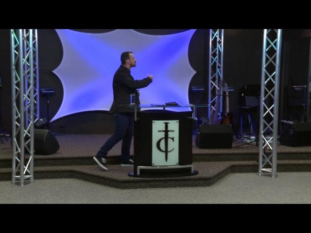 Жить запрещено! - Пастор Андрей Шаповалов | 23.12.2012 (Portland) 1 часть HD