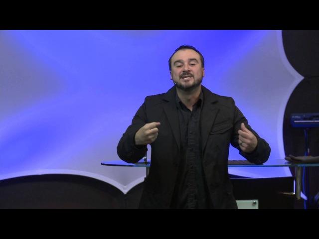 Жить запрещено! - Пастор Андрей Шаповалов | 23.12.2012 (Portland) 2 часть HD