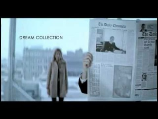 Kate Moss for Basement Dream Collection