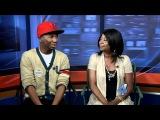 Sweet Brown is interviewed by Linda Cavanaugh on KFOR-TV