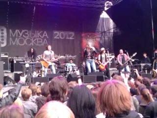 Музыка Москва 2012 -- Джем pt.1