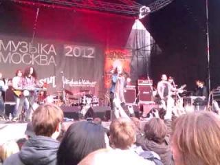 Музыка Москва 2012 -- Джем pt.3