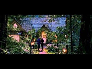 ║• Breaking Dawn | Рассвет (2): Сцена «Добро пожаловать домой, молодожены» (русские субтитры)