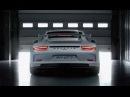 Новый Porsche 911 GT3 в глубину Двигатель и шасси