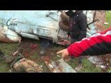 18+ Подбитый Ми-8 ВВС Сирии в Тафтаназе