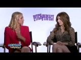 Access Hollywood interview with Anna Kendrick and Brittany Snow (