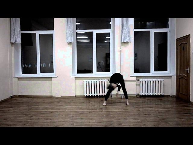 Dancer Marmul Yana. Contemporary