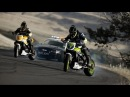 The sequel to the Icon original video - Moto vs Police on Drifting