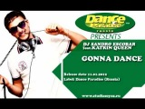 DJ SANDRO ESCOBAR feat. KATRIN QUEEN - GONNA DANCE