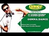 DJ SANDRO ESCOBAR feat. KATRIN QUEEN - GONNA DANCE
