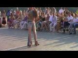 Танец бачата с закрытыми глазами. Омск.. Смотреть онлайн - Видео - bigmir)net