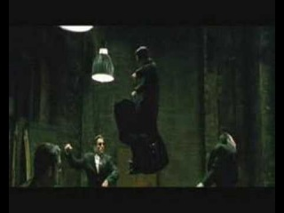 Matrix Reloaded - Three Agents