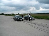 Golf 3 ( 2.0 GTI ) VS BMW 318 (1.8) DRAGRACE