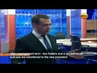 Медведев рассказал про инопланетян