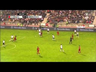 Eden Hazard vs Germany 03/09/10 [NEW CHANNEL: YOUTUBE.COM/MATCHCOMPHD]