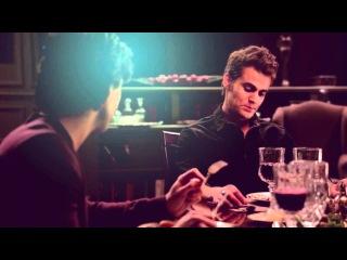 Klaus/Elijah/Damon/Stefan - Fever [3x13]
