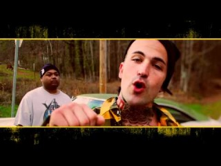 Bizarre feat. Yelawolf - Down This Road 2011 [OFFICIAL VIDEO]