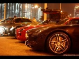 Supercar Gathering in Qatar