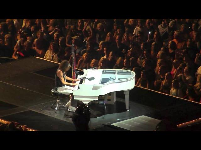 Dream On - Aerosmith, live, Chicago, 2012, HD