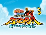Naruto Shippuden Ultimate Ninja Storm Generations - Walkthrough Part 3 Orochimaru & Third Hokage