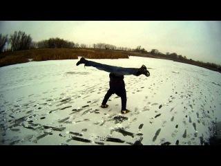 First winter test. Duvanov Daniel.