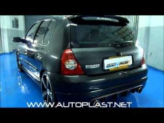 Body Kit Renault Clio Sport