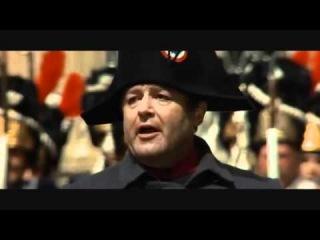 Прощание Наполеона с гвардией. Фрагмент из фильма