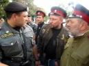 2012.08.17 - Приговор по делу Pussy Riot, казаки замутили костёр