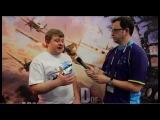 Xsolla на GDC 2012: интервью с Виктором Кислым, CEO Wargaming.net