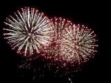 День города(Тамбов 12.06.2012) Праздничный салют Липецкая команда