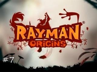 Прохождение Rayman Origins #7
