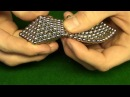 How To Make a Buckyballs Solid Decahedron. HD!!