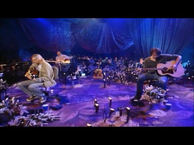 Nirvana Where Did You Sleep Last Night Live In New York MTV Unplugged 1993 Full HD 1080p