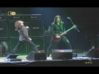 Europe - Yesterday's News ( Live In Sn. Petersburg , Russia 2005 )